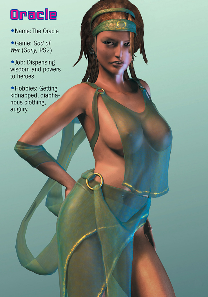 is who god faye of war Knights of the old republic 2 handmaiden