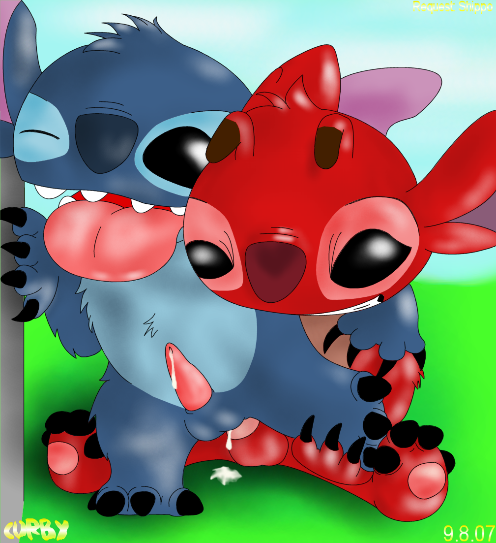 lilo stitch and from reuben Rage of the dragons sonia