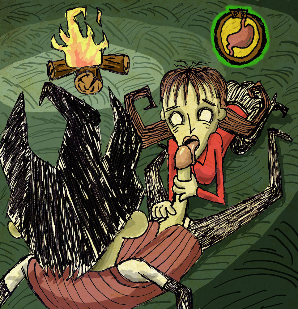 don't together starve portal celestial The legend of lucky pie