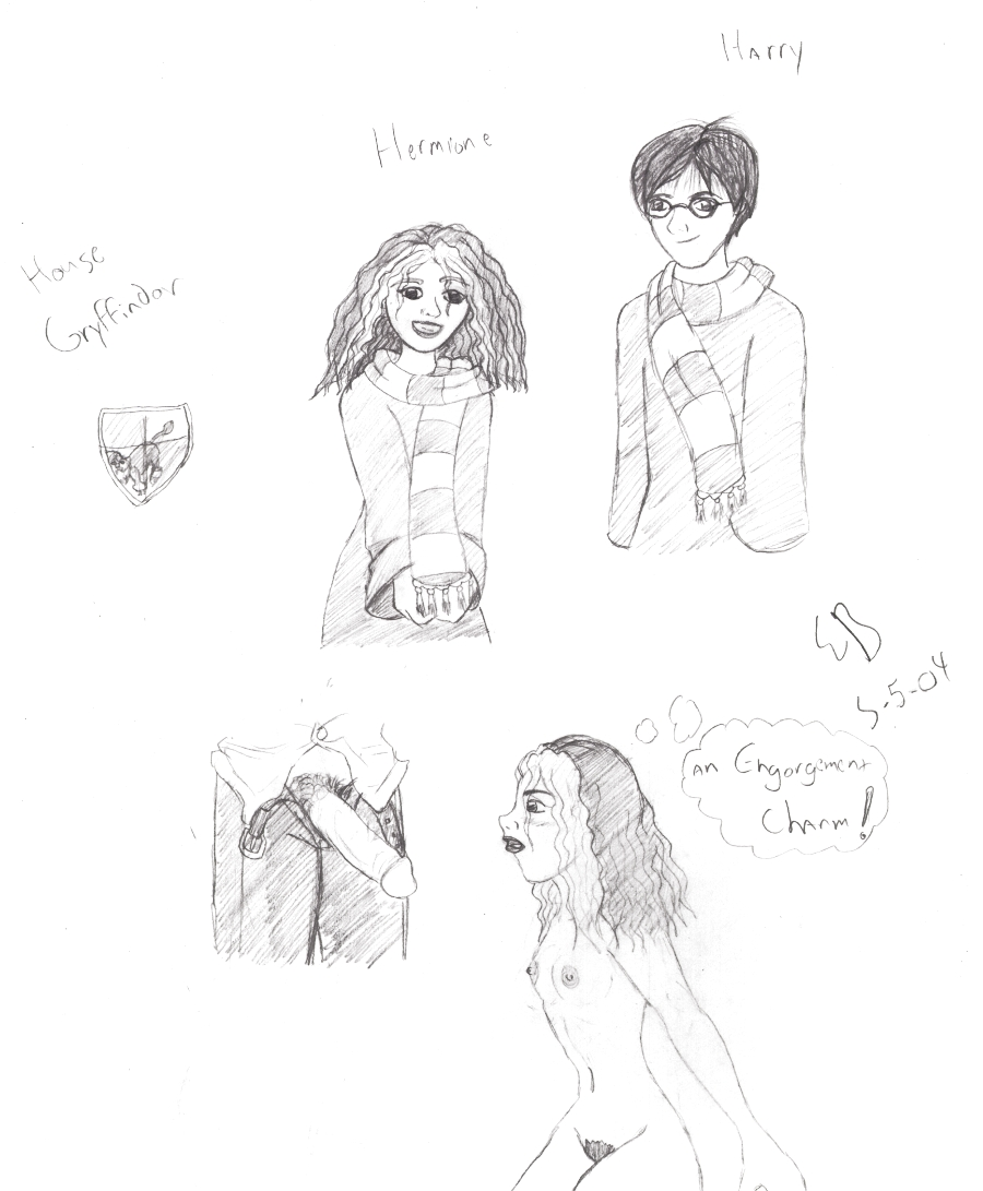 from potter hermione naked harry Jeff the killer anime cute