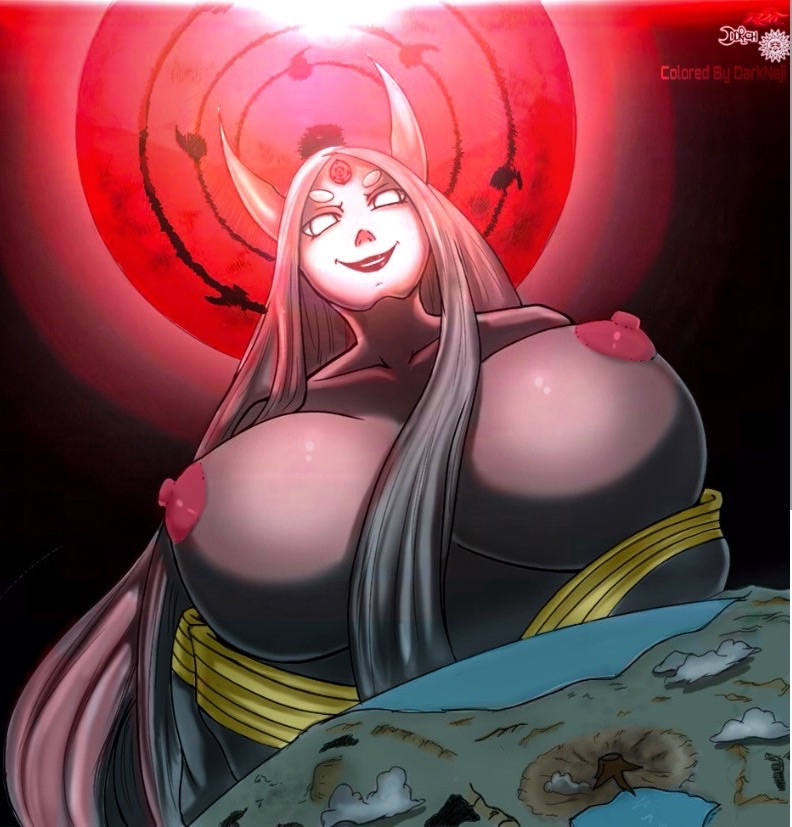 fanfiction naruto x kaguya crossover otsutsuki Trials in tainted space brandy