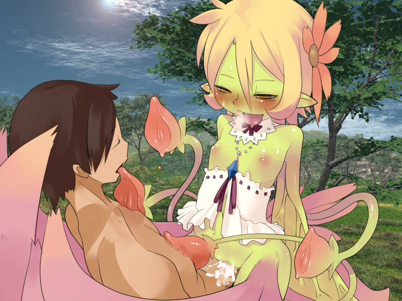 girl paradox quest monster cg Oracle of ages mermaid suit