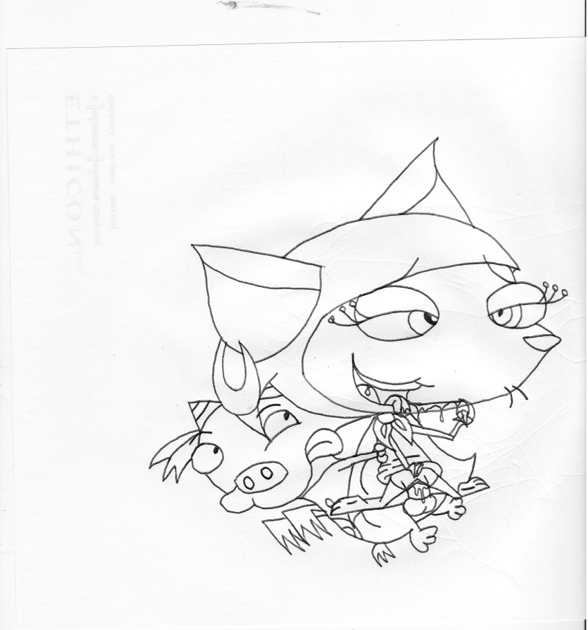 mad dog cowardly courage dog the Star vs the forces of evil comic