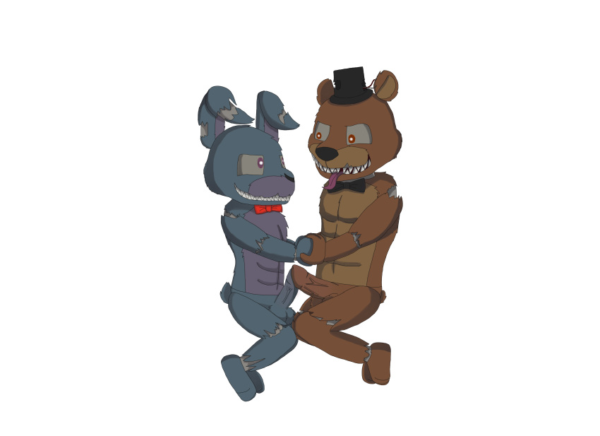 five nights baby freddy's at Sans x papyrus x frisk